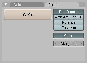 Bake menu