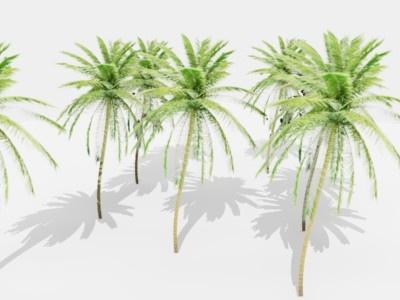 Imagen final con árboles fakeados