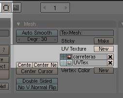 Add UV Map